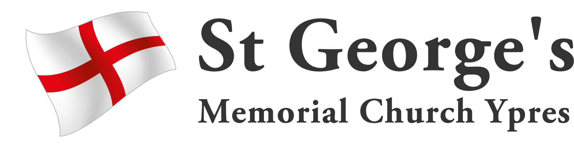 St George's Church Ypres logo